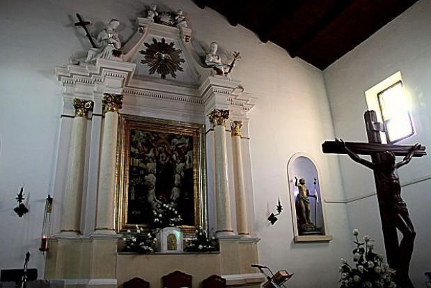 Samorząd ma swój własny kościół