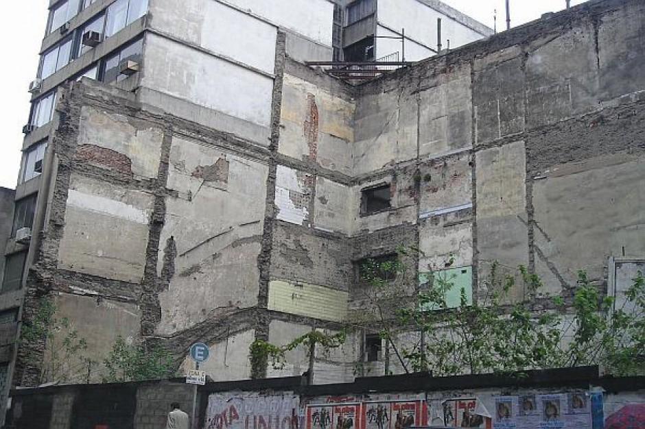 Wyburzą budynki utrudniające budowę obwodnicy