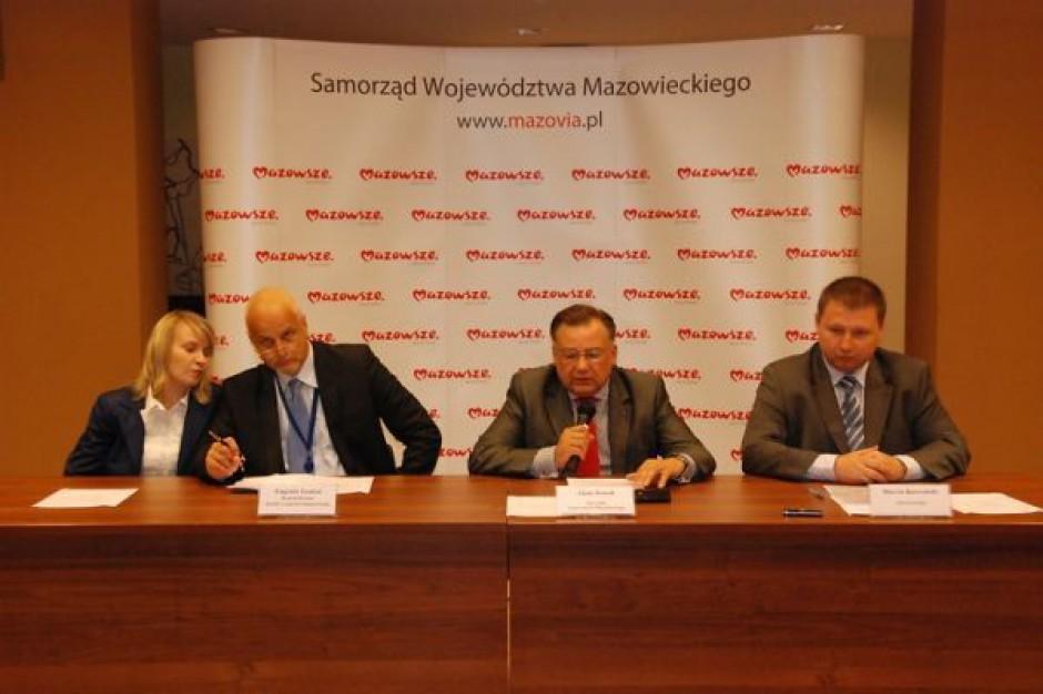 160 mln zł na rewitalizację miast na Mazowszu