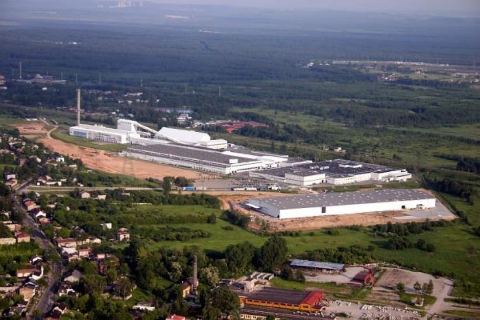 450 mln zł nowych inwestycji w katowickiej strefie