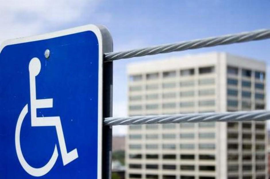 Aktywizacja niepełnosprawnych mało skuteczna