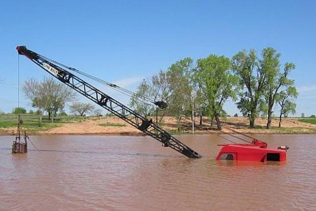 Specjaliści ochronią ich przed powodzią?