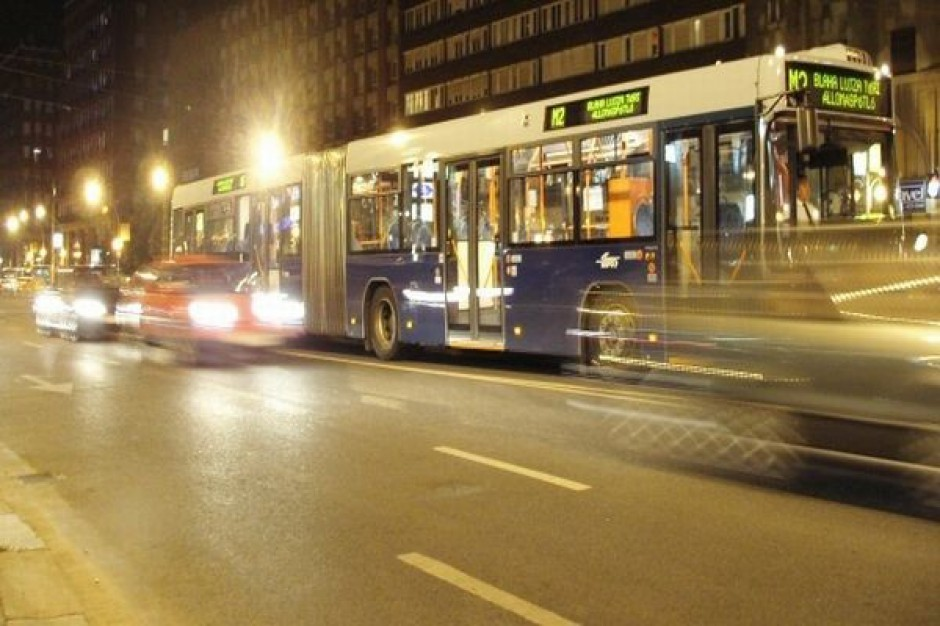 Miasta kupują autobusy