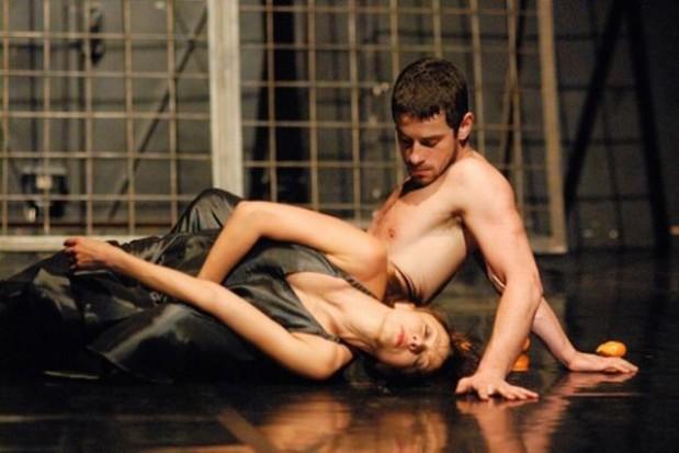 Śląski Teatr Tańca w kopalni