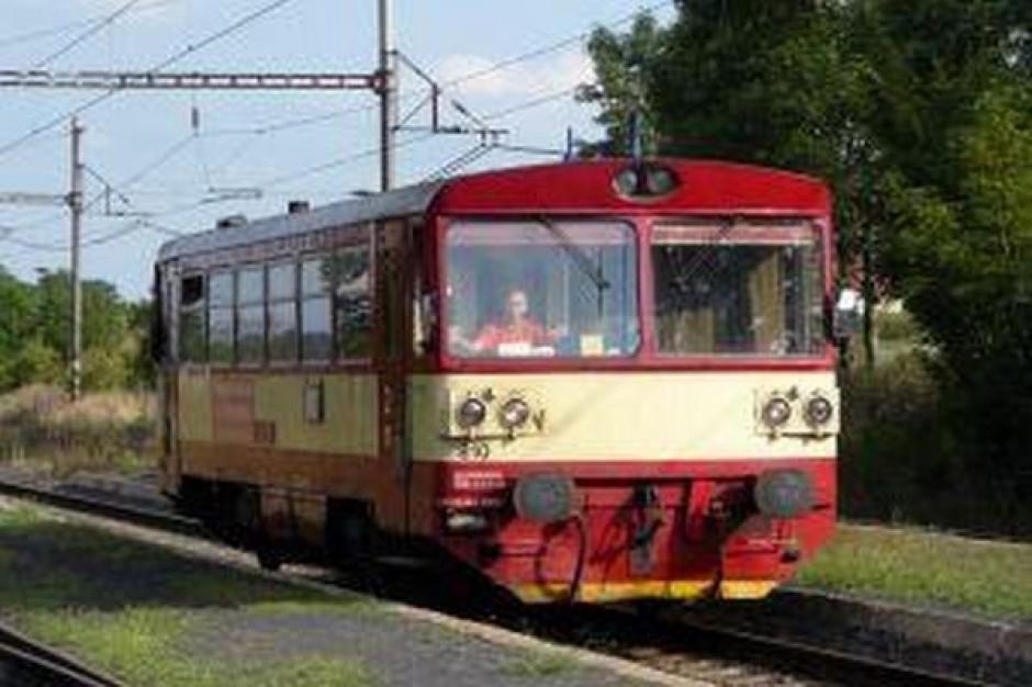 Marszałek kupuje pociągi z lat 80.