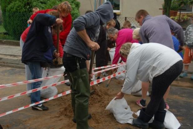 Walka z żywiołem w Gminie Obrzycko