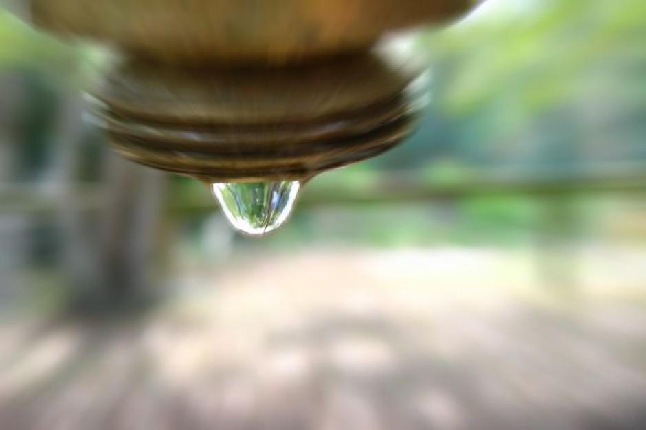 Opłat za wodę nie ustala urząd