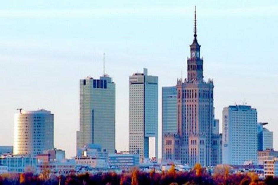 Warszawa wśród 15 liderów dla biznesu
