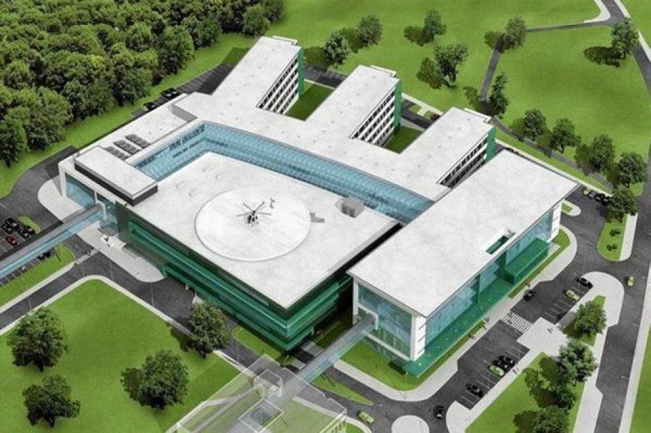 Szpital naszpikowany informatyką