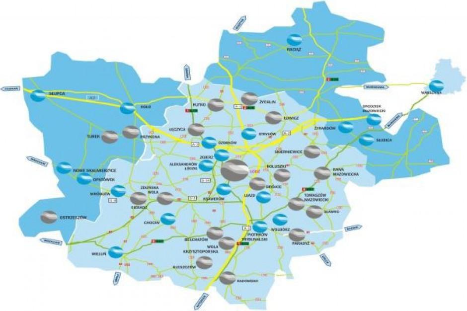 600 etatów w specjalnej strefie z Łodzi