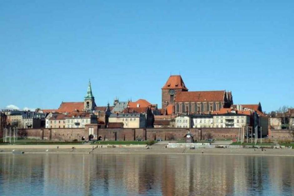 W Toruniu odkryto resztki murów miejskich
