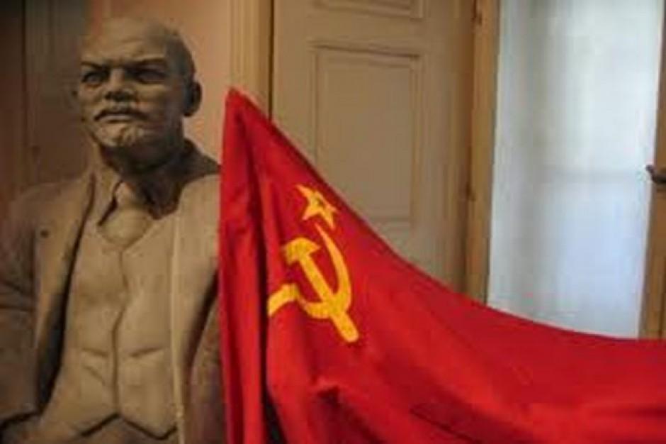 Odkryto zamurowane dzieła Lenina