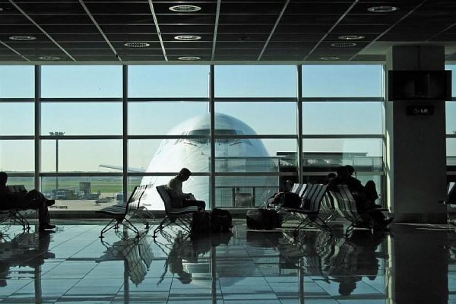 Zwiększył się ruch na lotniskach