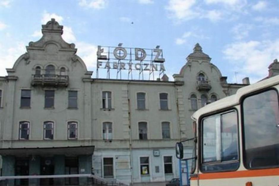 Przebudują Łódź Fabryczną