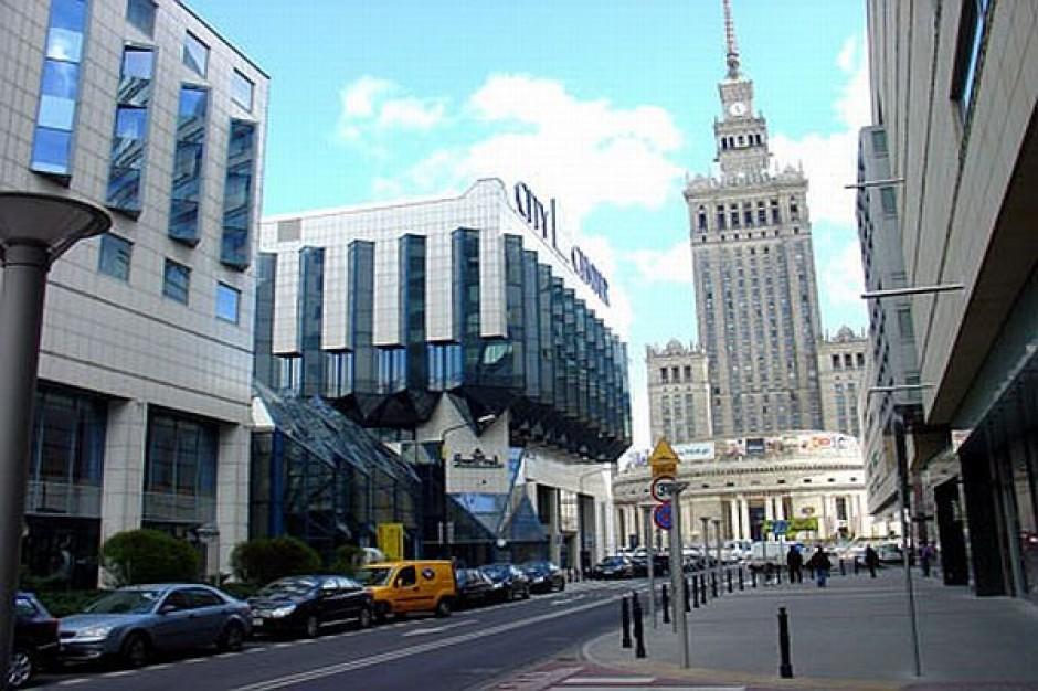 Warszawa niczym Nowy Jork i Paryż