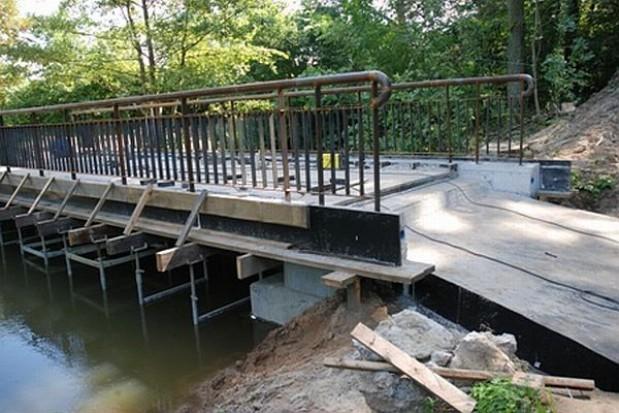 Most na Krokusowej w Grudziądzu