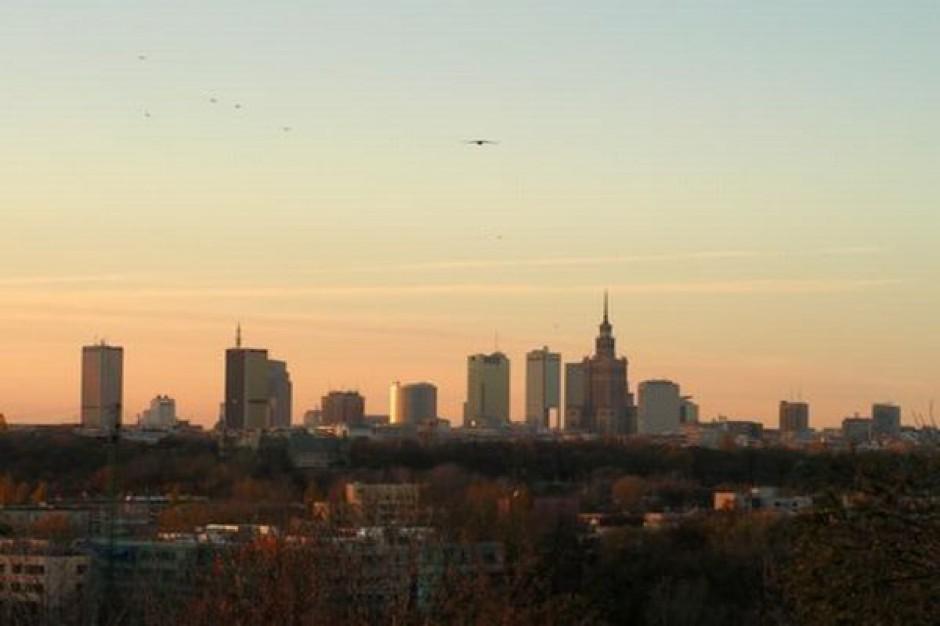 Warszawa atrakcyjna dla korporacji