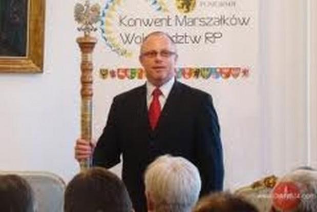 Warmia i Mazury na czele Konwentu Marszałków