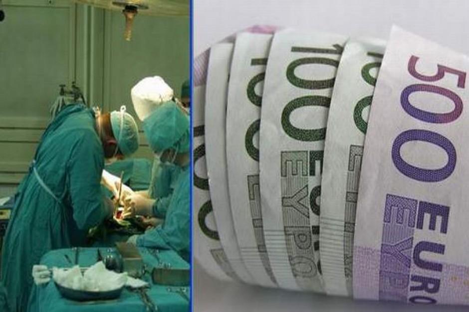 Szukają pieniędzy na dostosowanie szpitali do unijnych standardów