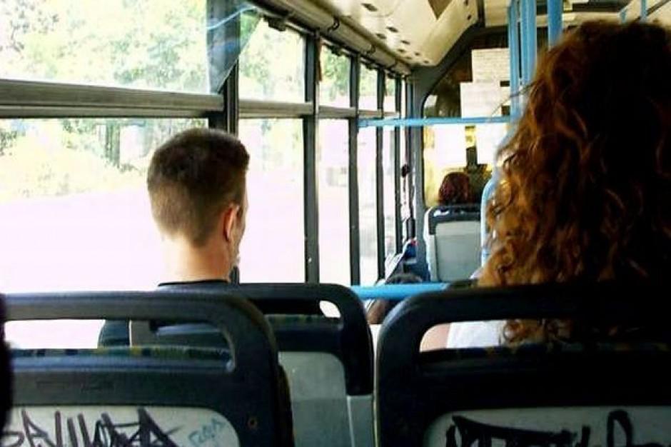 Grzeczny jak pasażer śląskiej komunikacji