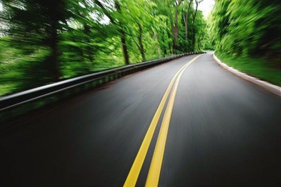 15 września skończą przebudowę drogi