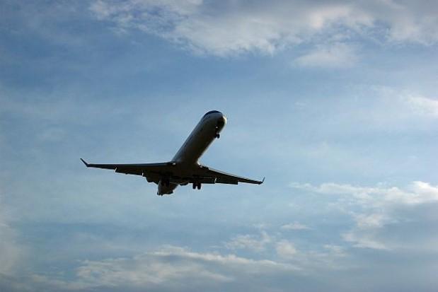 Boeing krąży nad Polską