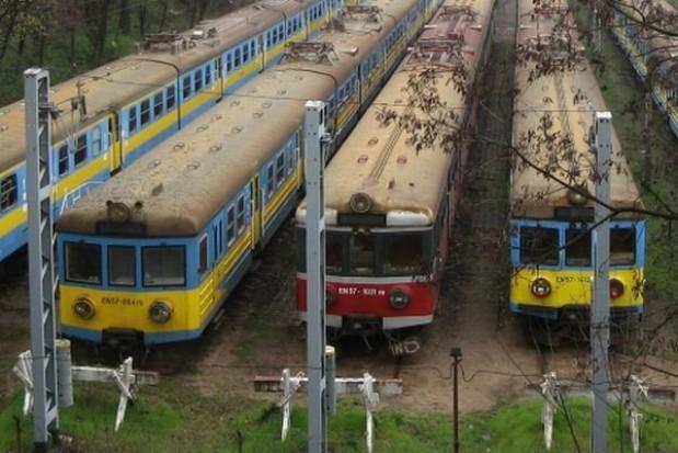 Rozmawiają o kolejowym strajku w ministerstwie