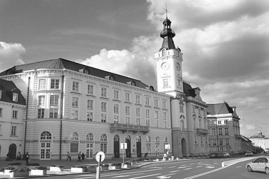 Rewaloryzacja ogrodu Krasińskich w Warszawie