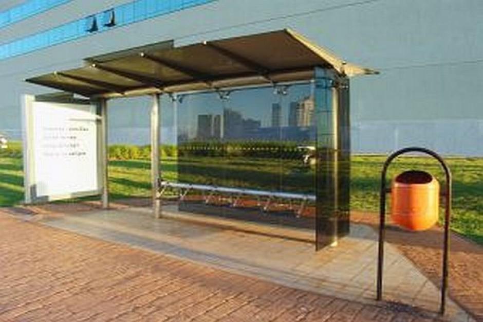 Akcja dbania o czystość przystanków w Gdańsku