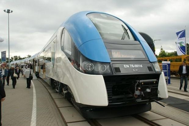 16 pociągów dla Kolei Mazowieckich