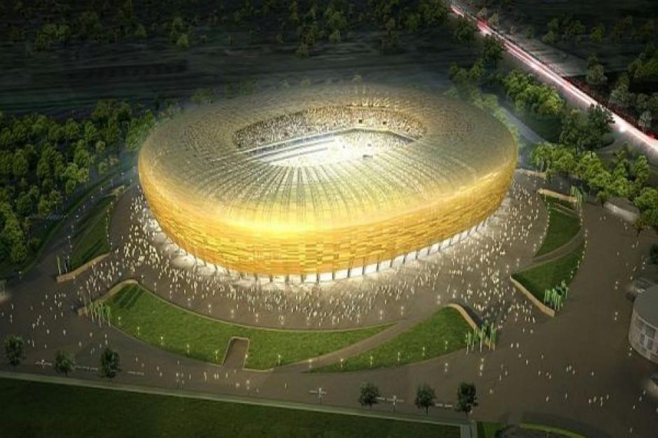 Chrzest bojowy PGE Arena Gdańsk