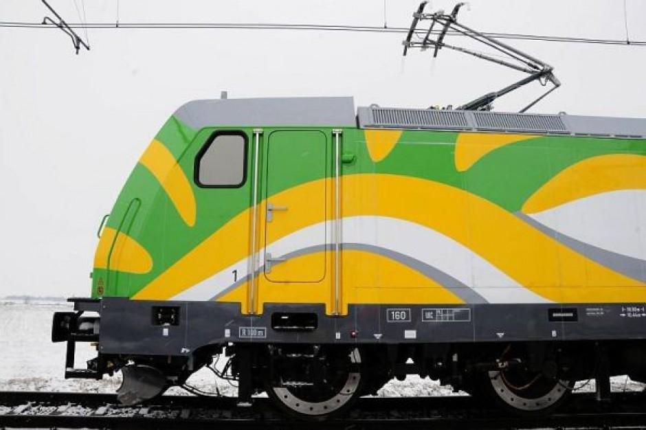 Nowoczesne lokomotywy w barwach Kolei Mazowieckich