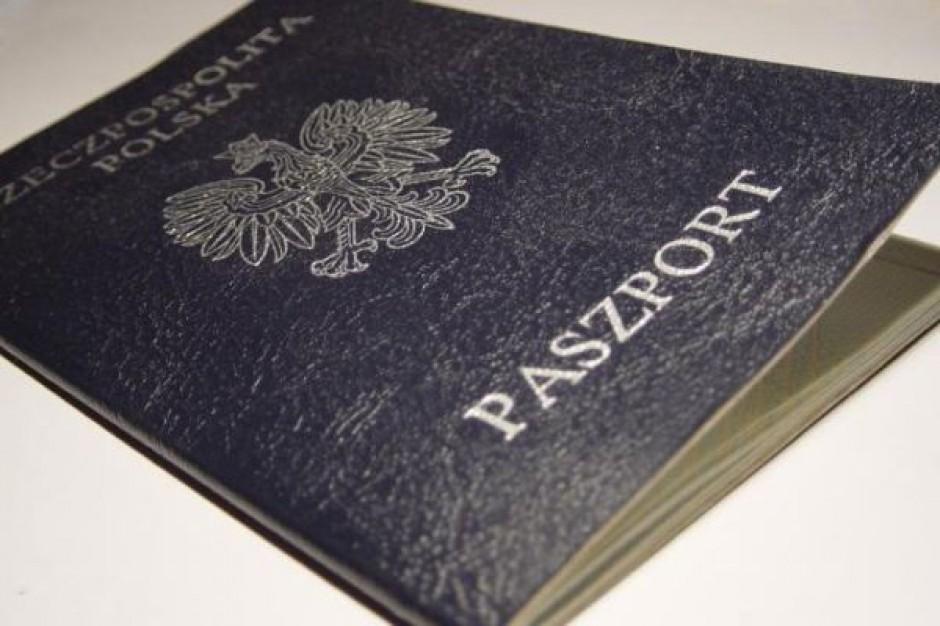 Nowe wzory paszportów