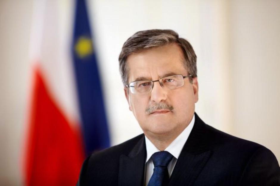 Prezydent otworzył rok szkolny w Słotwinie
