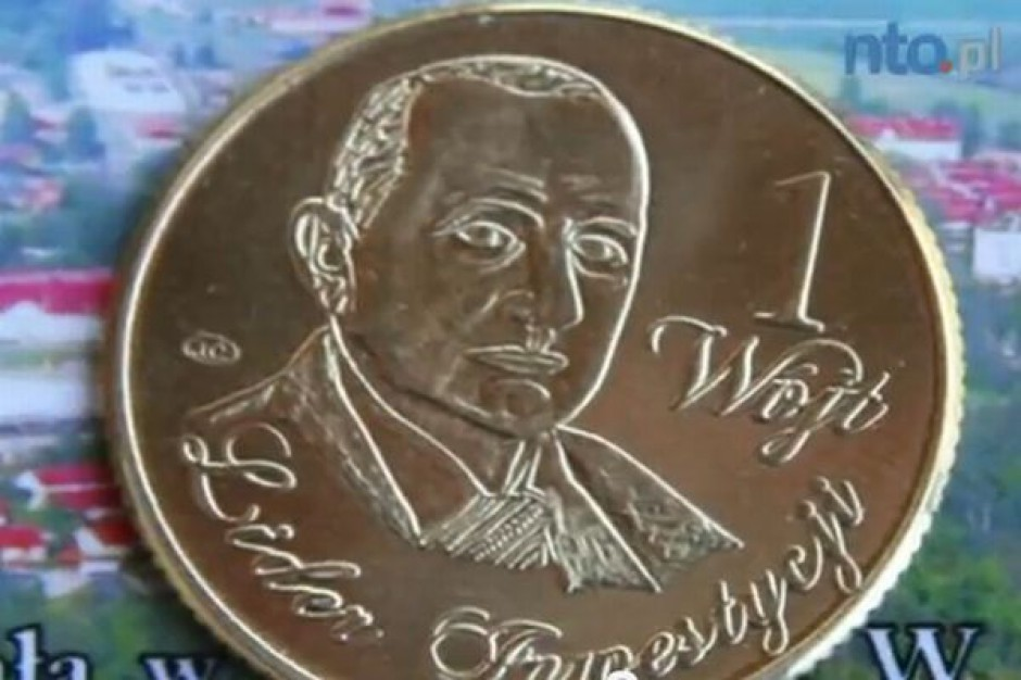 Wójt na gminnej monecie do Sejmu