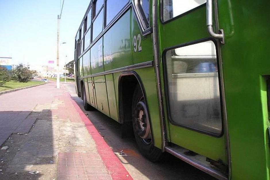 Prywatne autobusy znikną z centrum stolicy