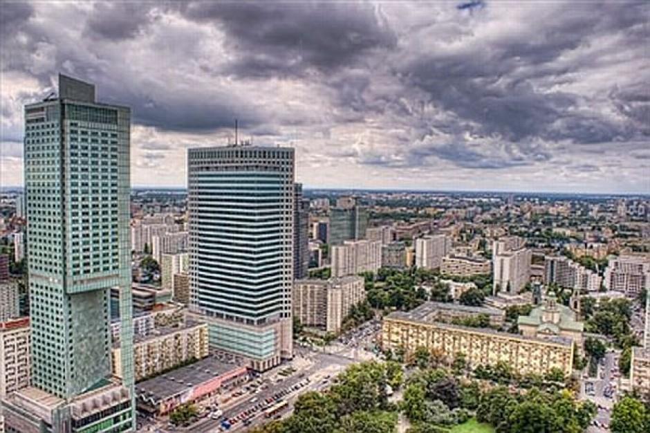 Gwiazdy nie lubią Warszawy