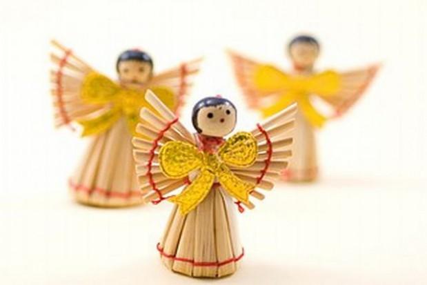 Marszałek rozdaje Stalowe Anioły