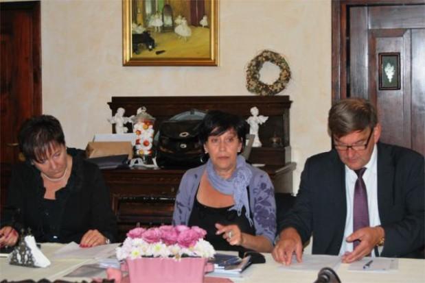 O oświacie na Regionalnym Konwencie Starostów