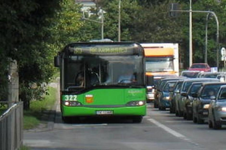 Rzeszowscy kierowcy nie chcą buspasów