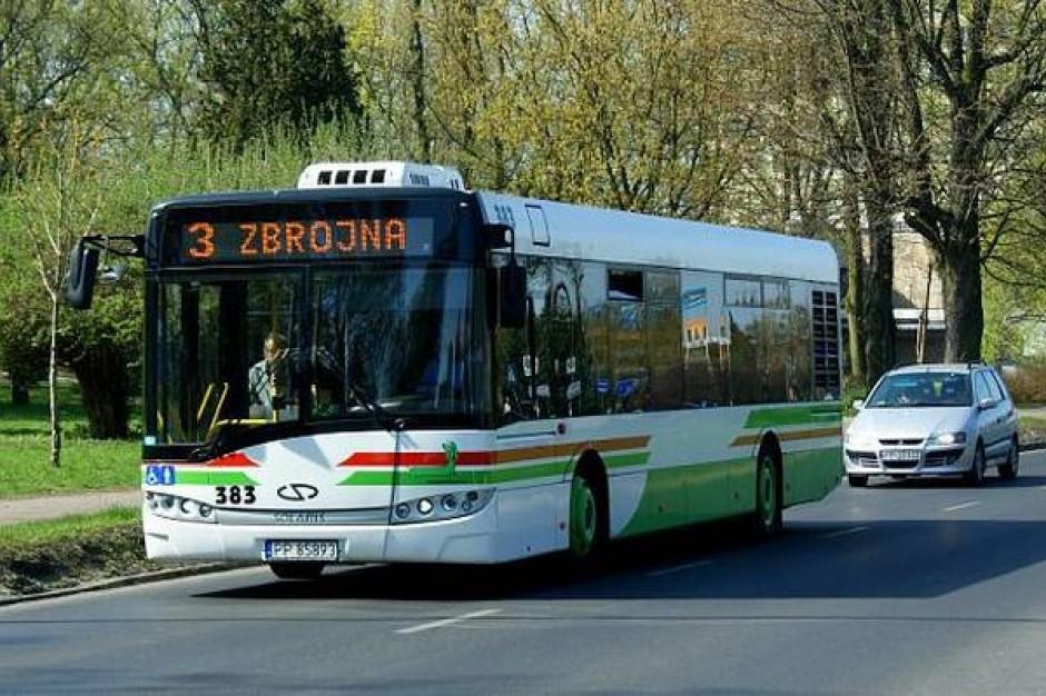 15 nowych autobusów w Koninie