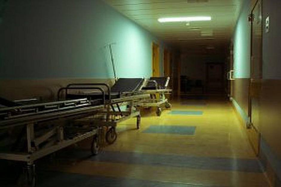 Wyroki na szpitale spółki