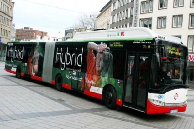 W Łodzi będą autobusy z klimatyzacją