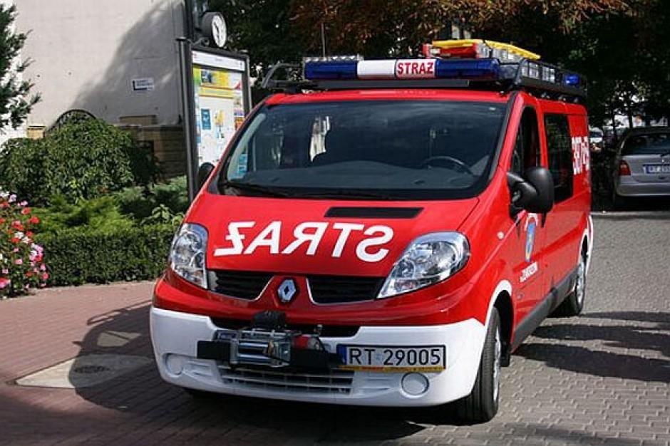Nowy wóz strażacki dla Zakrzowa