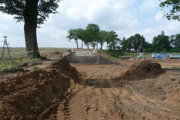 Przebudowa drogi powiatowej w Ostródzie