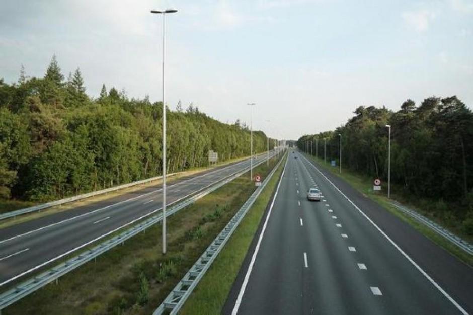 Radni za blokadą drogi krajowej
