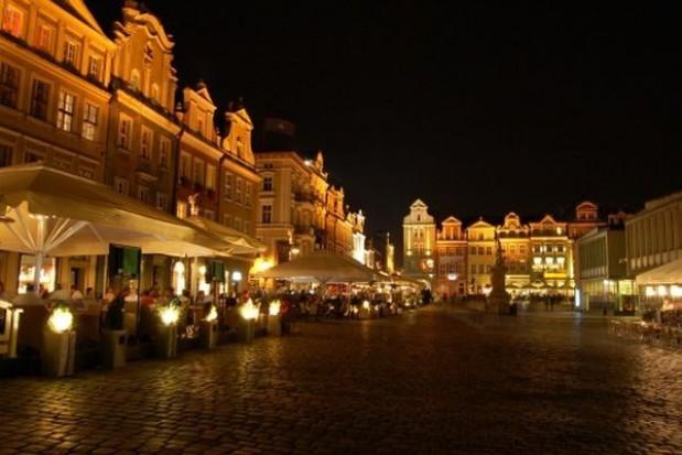 Noc naukowców w Poznaniu