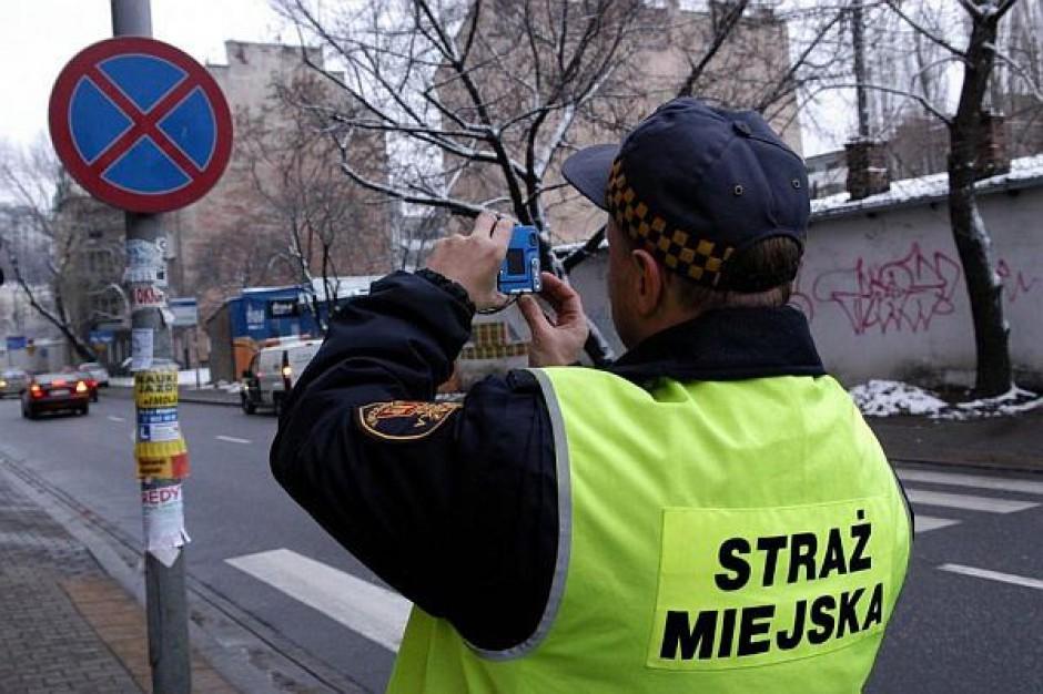 W Łodzi wypisują mandaty za brak tabliczki