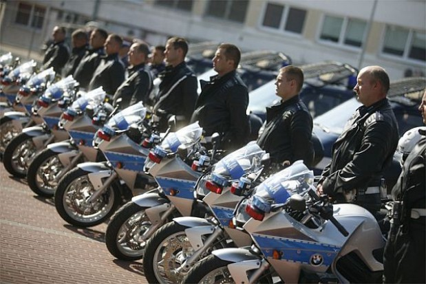 Motocykle dla kujawsko-pomorskich policjantów