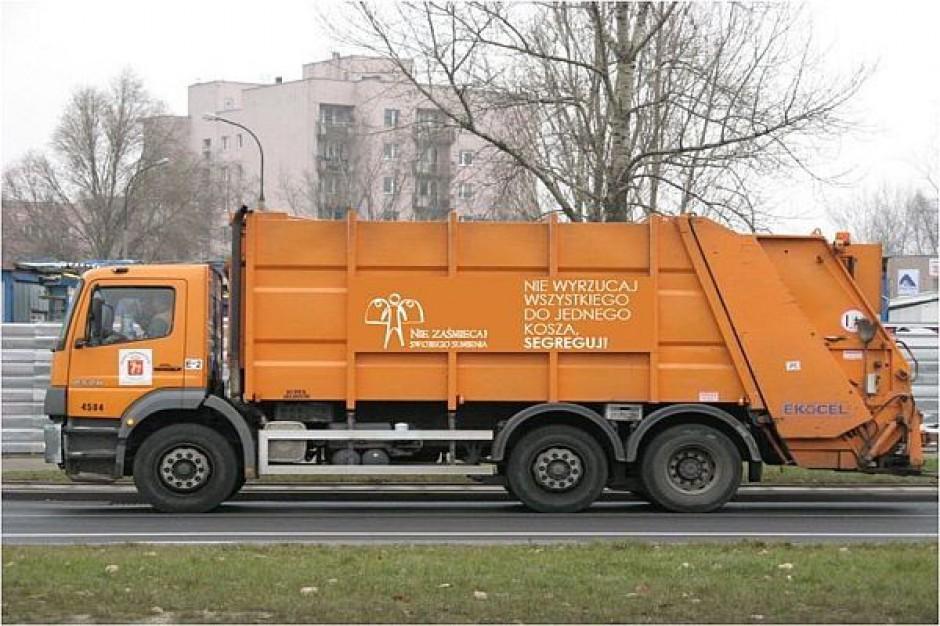 Ministerstwo namawia do segregacji odpadów